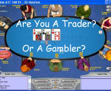 Are you a trader or a gambler?